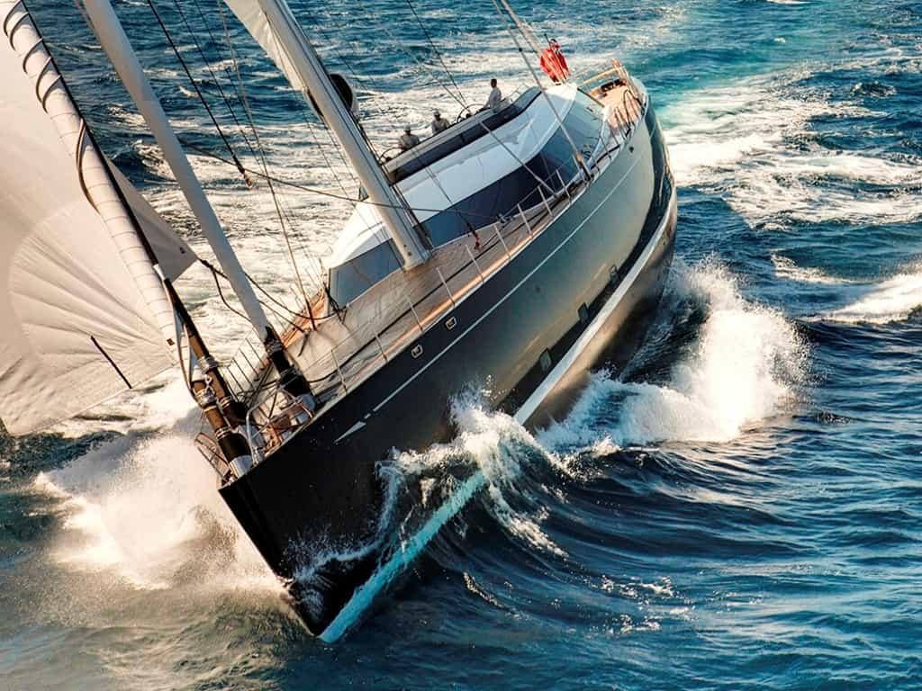 Maniglie per barca a vela di lusso idee arredo e maniglie nautica