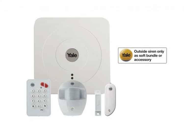 Smartphone Alarm Lite SR-2100i - allarme casa