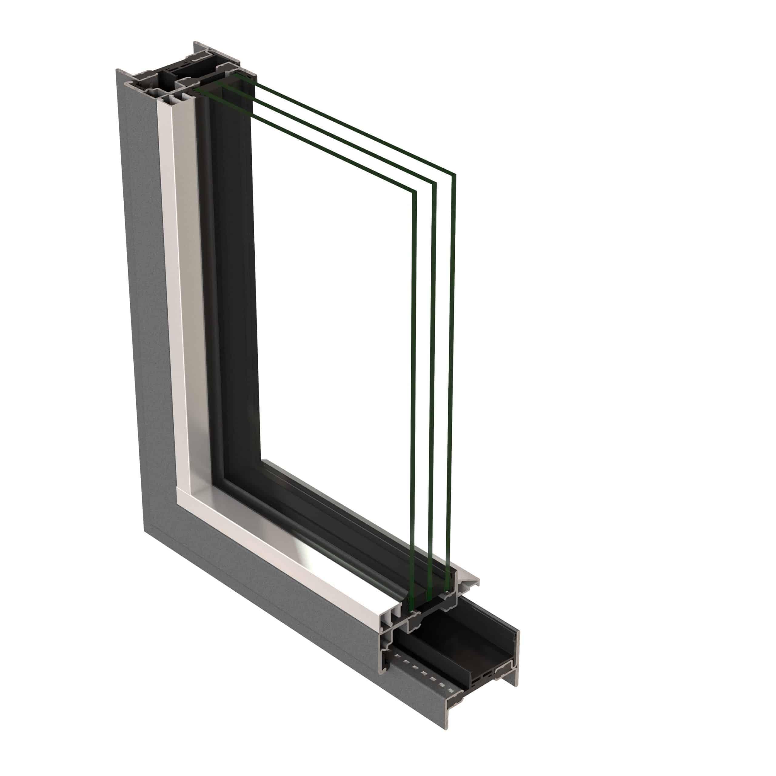 finestra taglio termico